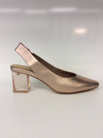 Django and Juliette - Haspel- Champagne Leather - Sole Sister Shoes