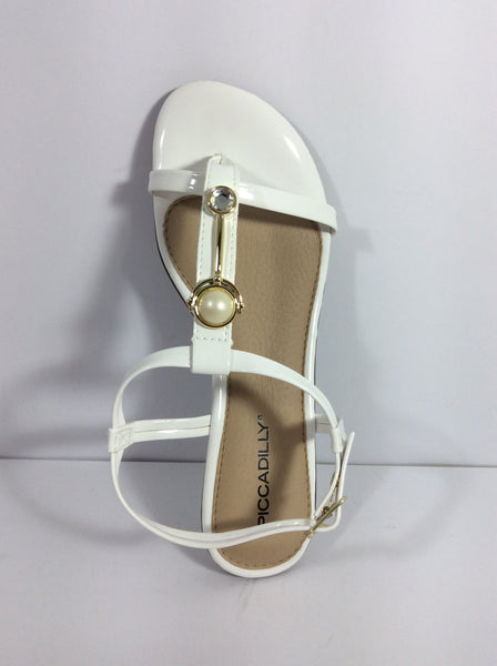 Piccadilly - 425052 - White Sandal