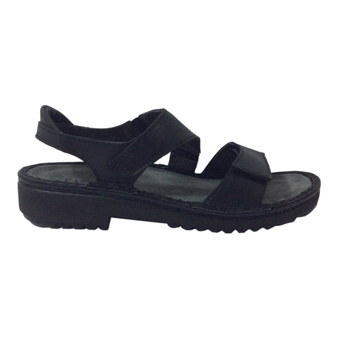 Naot Sandals Enid - Black - Sole Sister Shoes