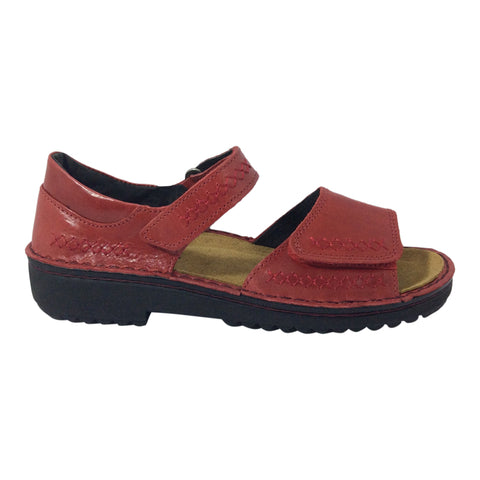Naot Footwear - Norel - Poppy Leather - Sole Sister Shoes