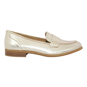 Naturalizer Loafer - Veronica, Platina Gold