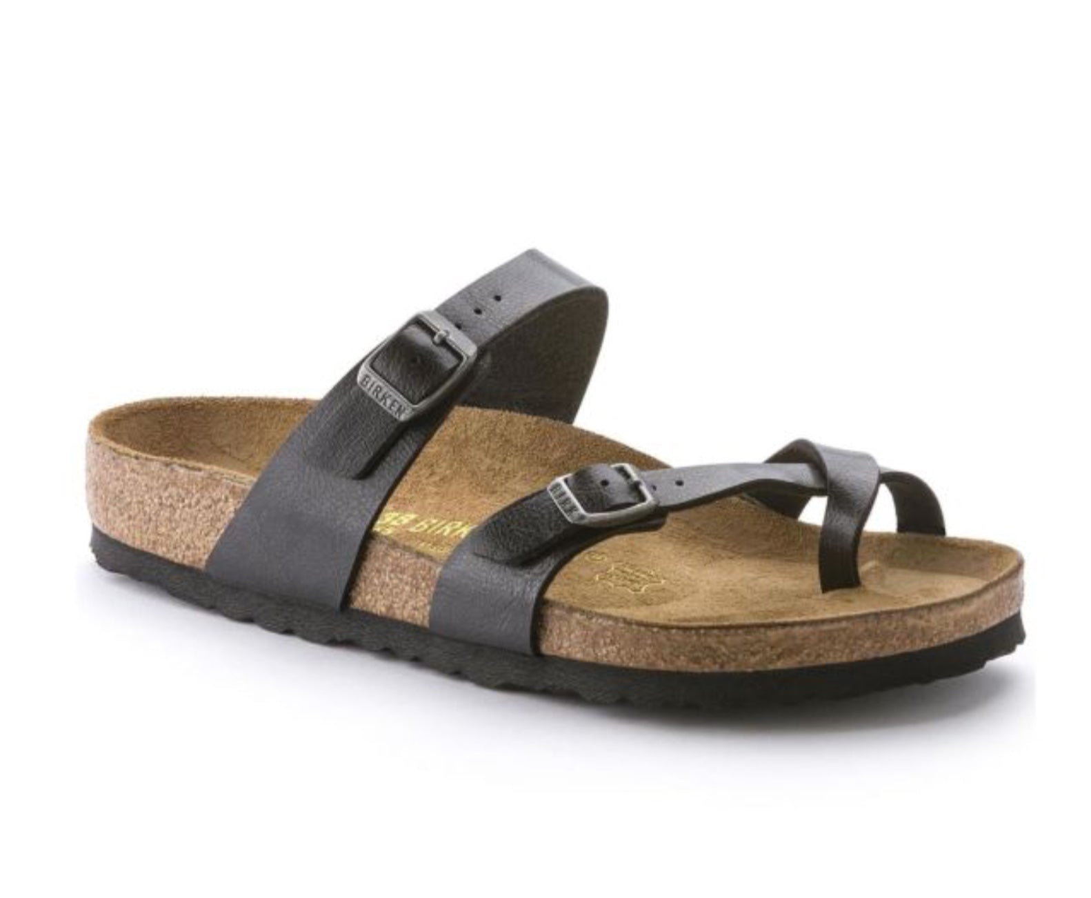 Birkenstock - Mayari - Graceful Licorice - Sole Sister Shoes