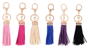 Leather Tassle Tag - Sole Sister Shoes