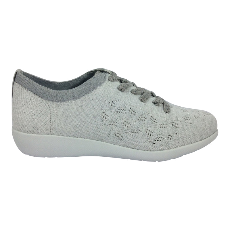 Ziera Shoes - Ultima - Silver