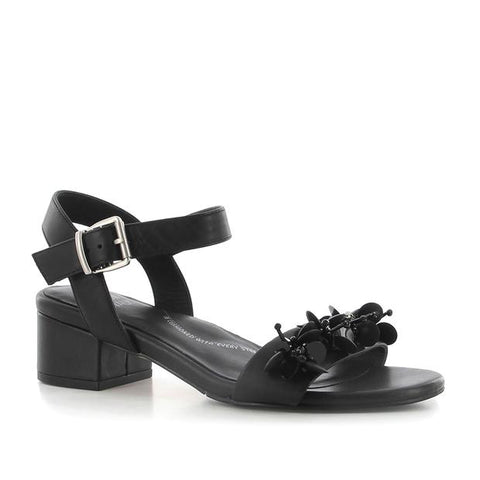 Emery - Ziera Sandals - Black - Sole Sister Shoes