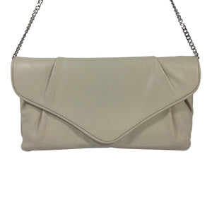 Cosgrove and Beasley - Napa Clutch - Nude - Sole Sister Shoes