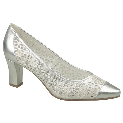 Katie n Me- Belle -Silver - Sole Sister Shoes