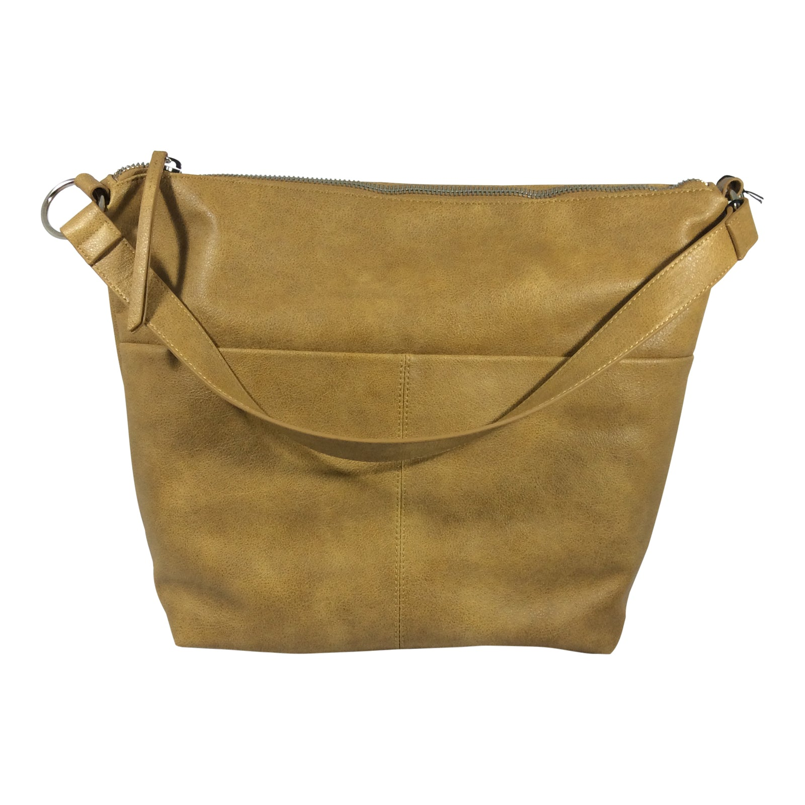 Cosgrove and Beasley Large Tote - Justice - Tan - Sole Sister Shoes