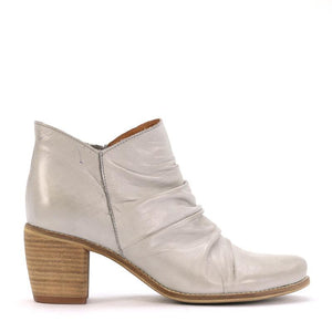 Eos - Court - Grey Ankle Boot - Sole Sister Shoes