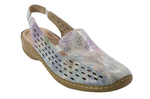 Comfort Leisure - Nancy - Pastel Flats - Sole Sister Shoes