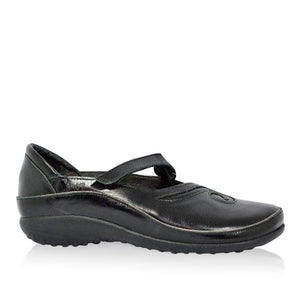 Naot - Matai - Black Madras leather - Sole Sister Shoes