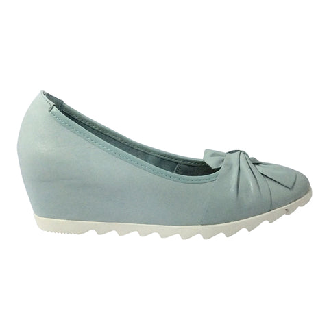 Stegmann Leather Shoe - Klip - Starlight Blue