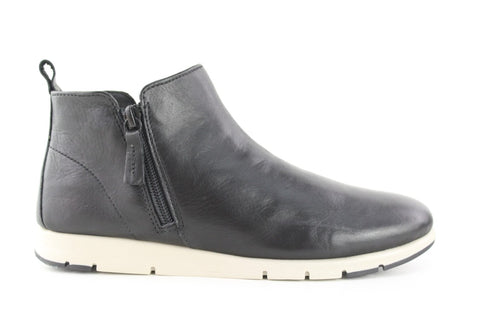 Effegie - Arian - Black Ankle Boot - Sole Sister Shoes