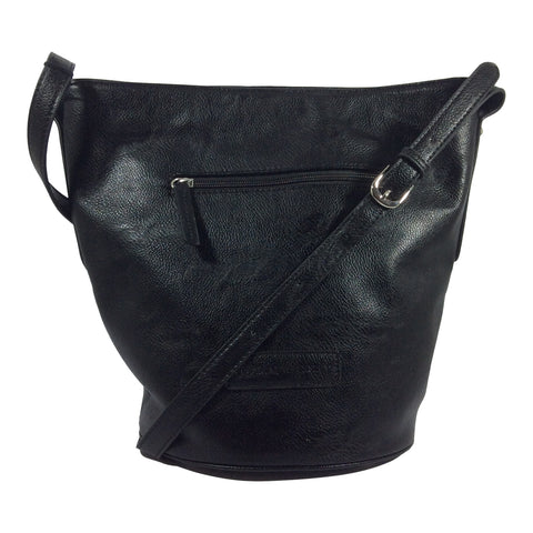 Cosgrove And Beasley - Summer Shoulder Bag - Black - Sole Sister Shoes