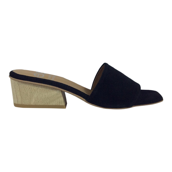 EOS Slide - Joint - Black - Sole Sister Shoes