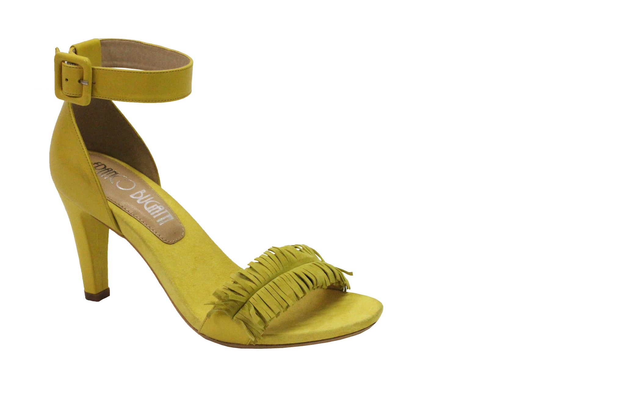 Franco Bugatti - Grappa - Yellow - Sole Sister Shoes