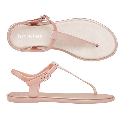 Holster - Radiate - Rose Gold - Sole Sister Shoes