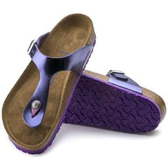 Birkenstock - Gizeh - BS Metallic Violet - Sole Sister Shoes