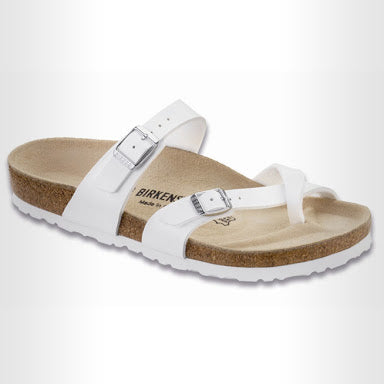 Birkenstock - Mayari - White - Sole Sister Shoes