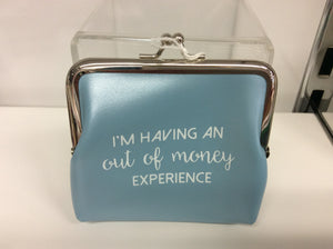 Tamboril - Out Of Money Experience - Blue Purse