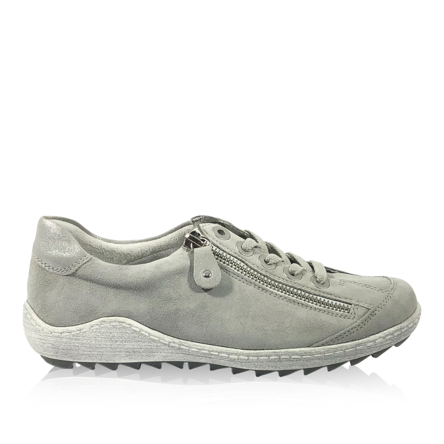 Remonte by Rieker - R1402 - Light Grey