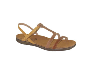 Naot - Judith Sandals - Tan Combination