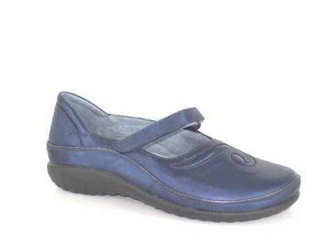 Matai - Polar Sea Navy leather - Sole Sister Shoes