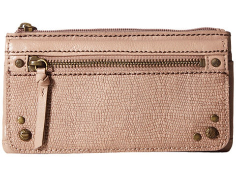 Sakroots - Sanibel Leather Flap Wallet - Mocha Sparkle