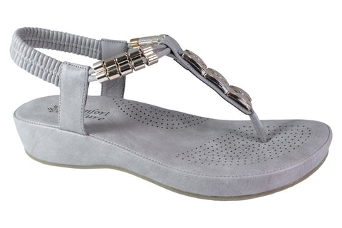 Comfort Leisure - Tori - Dusty Pink Sandal