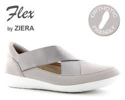 Ziera Shoes - Ulla - Silver