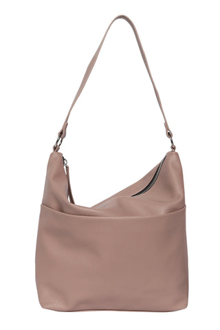 Cosgrove and Beasley - Jumbo Bag - Blush - Sole Sister Shoes