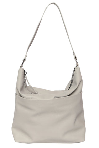 Cosgrove and Beasley - Jumbo Bag - Grey - Sole Sister Shoes