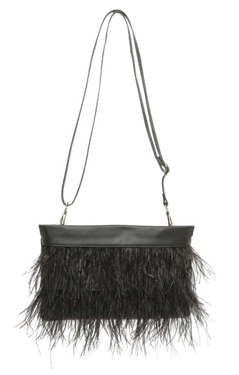 Cosgrove and Beasley - Ozzie Ostrich - Black