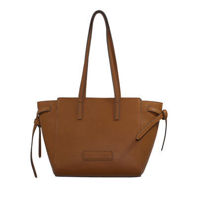 Cosgrove and Beasley - Petite Tote - Tan - Sole Sister Shoes