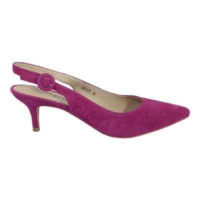 Top End Shoes - Christy - Fuchsia Heels
