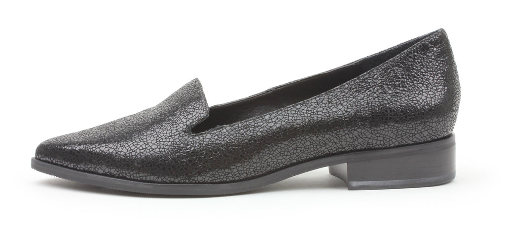 Gino Ventori - Hester - Black Crackle - Sole Sister Shoes