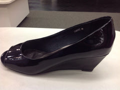 Chrissie - Candice - Black Patent - Sole Sister Shoes
