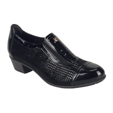 Rieker - D6502 - Black - Sole Sister Shoes