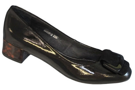 Cassini - Maleo - Black Patent - Sole Sister Shoes