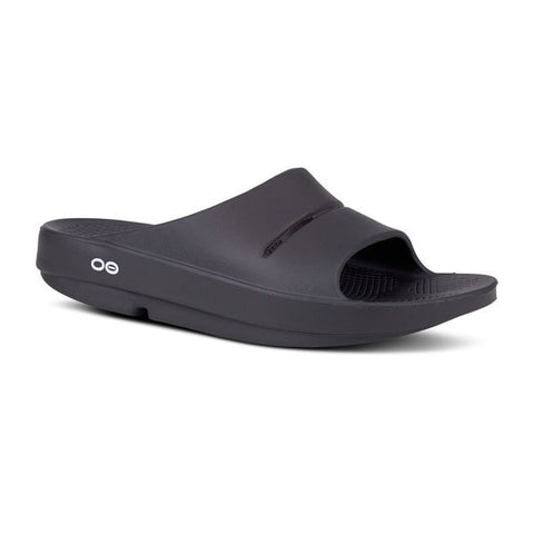 Oofos - OOahh - Slides - Black