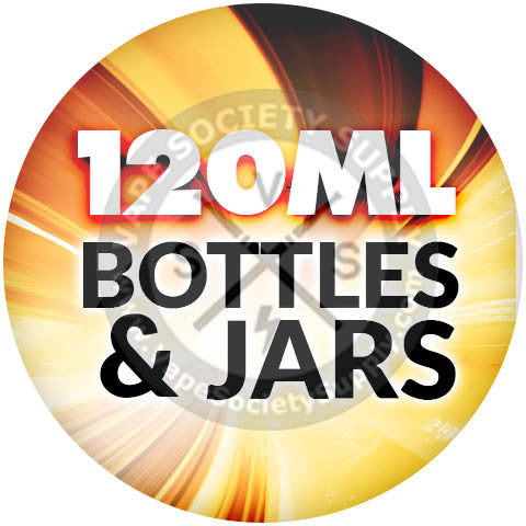 120ml Bottles & Jars