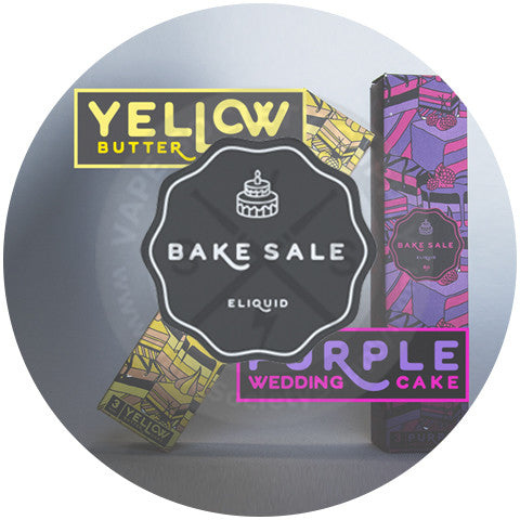 Bake Sale E-Liquid