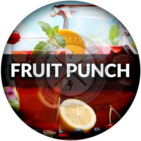 Fruit Punch Flavor E-Juice