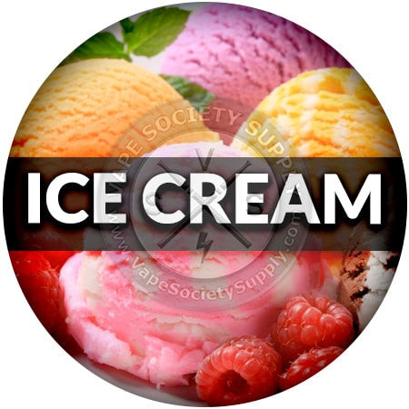 Ice Cream Flavor E-Juice