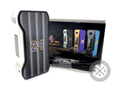 24 Automatic Balance 80W TC Box Mod by Reekbox