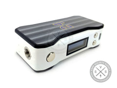 24 Automatic Balance 80W TC Box Mod by Reekbox Black/White