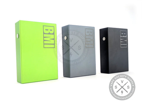 BMI V2R1 Stealth 150W TC Box Mod by BMI