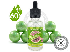 Bubble Apple by Chubby Bubble Vapes 60ml
