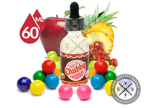 Bubble Punch by Chubby Bubble Vapes 60ml