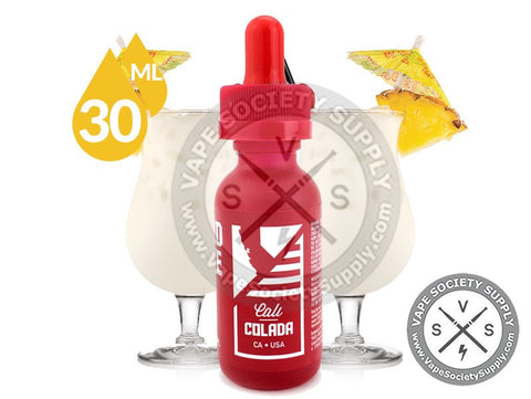 Cali Colada Ejuice by Liquid State 30ml
